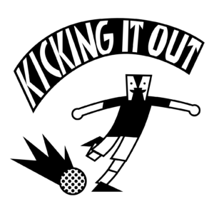 Kicking it Out Logo